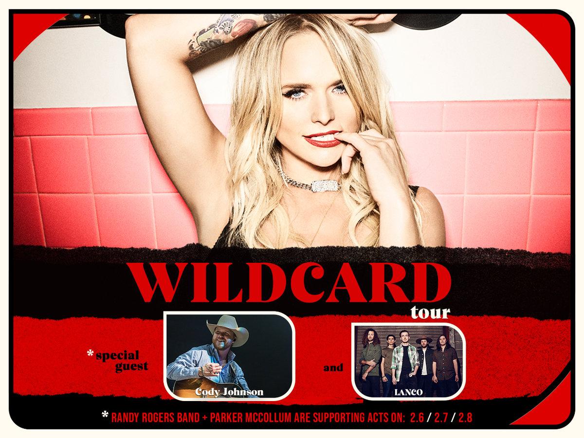 Miranda Lambert Tour 2020.Miranda Announces 2020 Wildcard Tour News Miranda Lambert